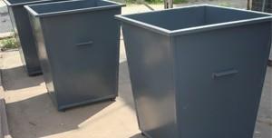 Виготовлення контейнерів 0,75 м.куб.